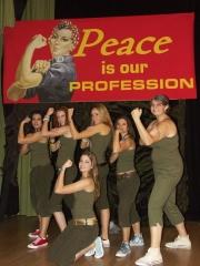 Slu madrid students perform