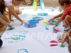 Talleres guiados por monitores titulados.animaci�n infantil