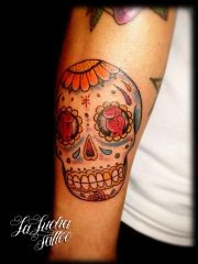 La lucha tattoo - foto 35