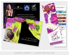 Diseño invitaciones y elementos promocionales