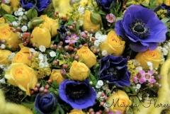Centro primaveral Mayula Flores