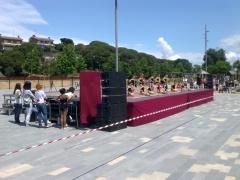 Sonoritzar festival de danza