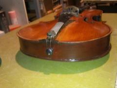 Restauració de violi