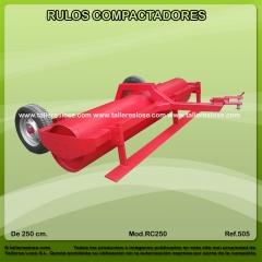 Rulos compactadores