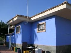 Monocapa azul. pigmentos inorg�nicos
