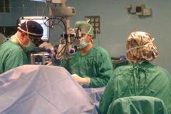 Cirug�a cataratas realizada por dr. jer�nimo asencio