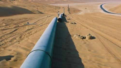 Emirates pipeline
