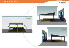 Proyecto de recinto para hostelería.