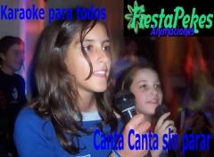 Karaoke en tu fiesta
