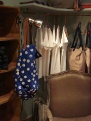 Bolsas lona y camisetas de la marca becks�ndergaard (dinamarca)