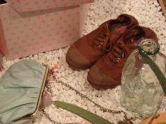 Zapatillas bensimon (francia) y complementos