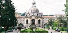 Los estudiantes de SLU Madrid se van al santuario de Loyola