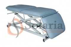 Camilla de masaje hidr�ulica ch-137 : camilla reconocimiento tipo sill�n de 3 secciones