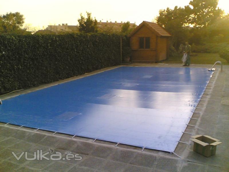 Alfaro solar for Cubiertas piscinas precios