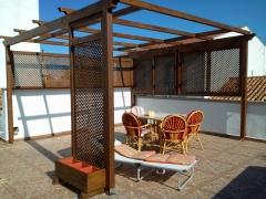 Pergola para terraza