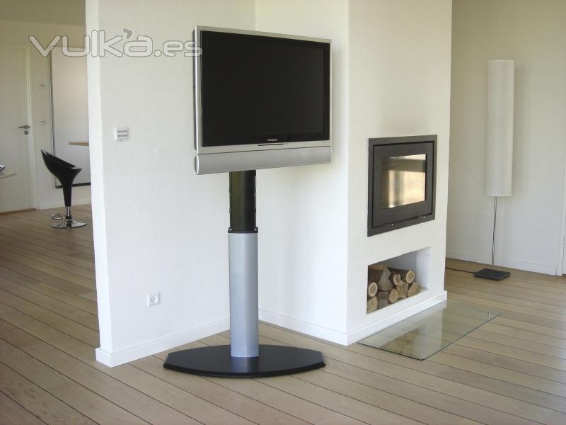 Tv lift solutions berta prova s l - Soporte tv giratorio ...
