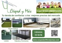 C�sped artificial, alfombras, alfombras a medida, felpudos, pavimentos, losetas al mejor precio