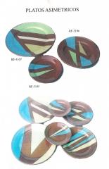 Asimetricos platos f.r.