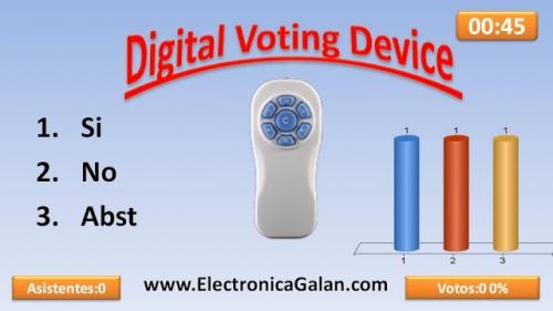 Alquiler traduccion simultanea, alquiler votacion electronica, alquiler infoport, alquiler audiovisu