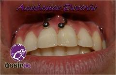 Piercing interior boca