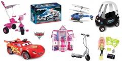 Amplia oferta de juguetes en MercaOlé