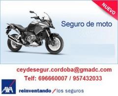 Foto 14 seguros en Córdoba - Axa Cordoba, Ceydesegur. Seguros de Hogar, Coche, Moto, Negocio, Comunidades,... en Cordoba