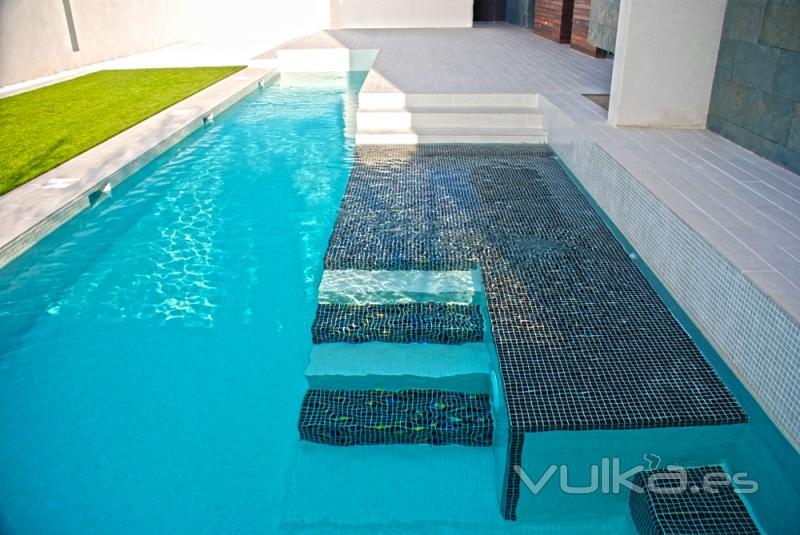 Precios piscinas for Construccion de piscinas de obra elevadas