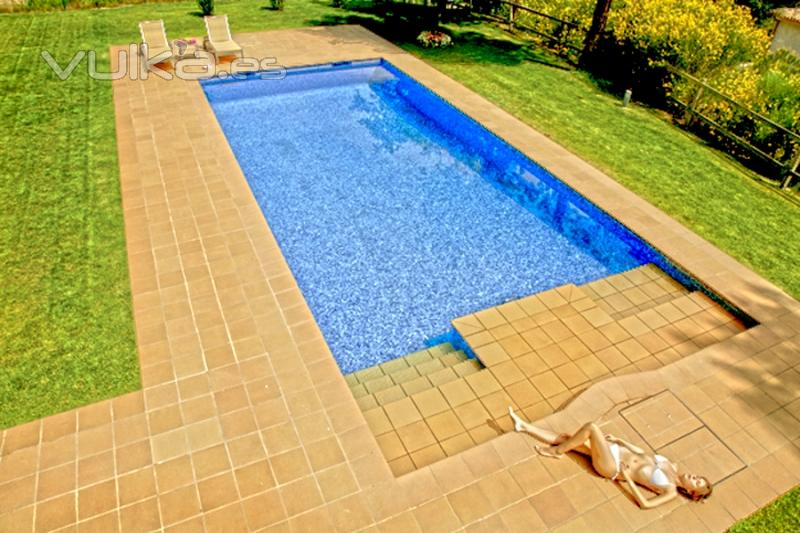 Precios piscinas for Construccion de albercas precios