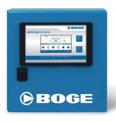 Airtelligence plus de boge:  el nuevo controlador de salas de compresores