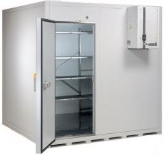 C�mara frigorifica con motor en pared