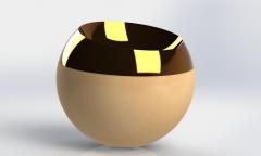Inzein wood urn. www.inzein.com