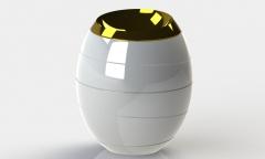 Inzein biopolimer urn. www.inzein.com