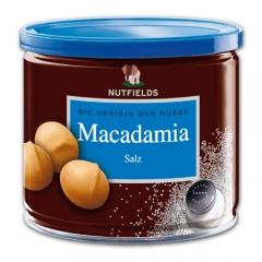 Macadamia tostada con sal.