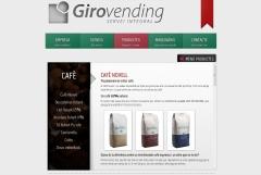Diseño Web: www.girovending.com