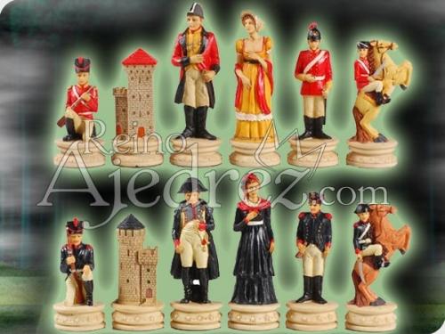 Ajedreces Tem�ticos Hist�ricos :: Reino Ajedrez - M�s de 20 modelos Disponibles