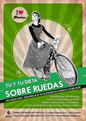 T� y tu dieta sobre ruedas!