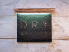 DRY Martini cocktails and drinks - cocteleria en Barcelona