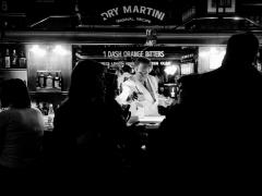 Dry martini cocktails en barcelona