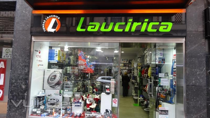 Foto nuestra tienda de peque o electrodomestico y for Servicio tecnico philips bilbao