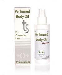 Aceite perfumado con feromonas aroma a jazm�n. 125ml de puro placer para los sentidos