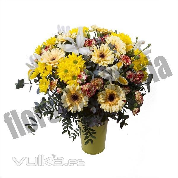 Foto envio de flores a domicilio for Jardineria a domicilio barcelona