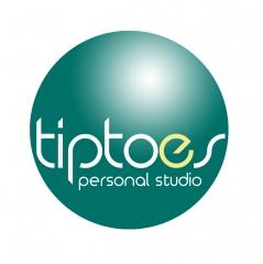 Logotipo de tiptoes