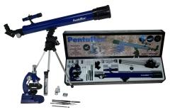 Telescopio + microscopio pack telmic