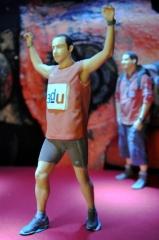 Foto-escultura 3d-u threedee-you xoow magazine expobest hotel silken puerta américa 11/04/13