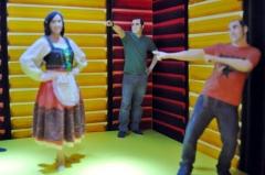 Foto-esculturas 3d-u threedee-you xoow magazine expobest hotel silken puerta am�rica 11/04/13