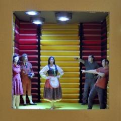 Fotoesculturas 3d-u threedee-you xoow magazine expobest hotel silken puerta am�rica 11/04/13