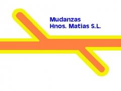MUDANZAS Y GUARDAMUEBLES HNOS.MATIAS,S.L.