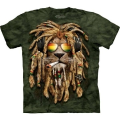 Camiseta the mountain