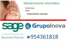 mantenimiento y soporte informatico para empresas
