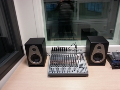 Estudio de grabación en guadarrama